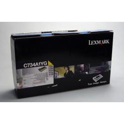 orig. Lexmark C734A1YG...
