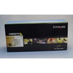 orig. Lexmark C9202YH Toner...